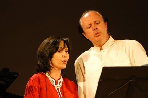 concert 60anniversaire chants pour la Paix de l Unesco sous la direction du Grand Baryton Jorge Chamine